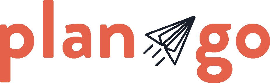 PlanGo logo oranje
